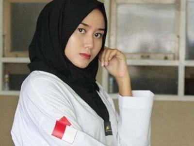 Asian Games 2018: Atlet-atlet Taekwondo Cantik Berhijab Indonesia dengan Prestasi Gemilang
