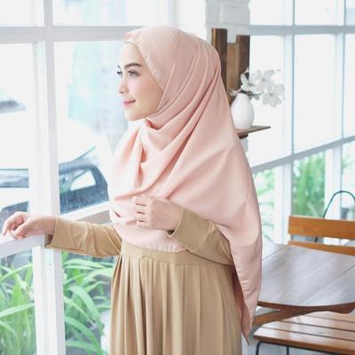 Hijab Pastel dan Lavender
