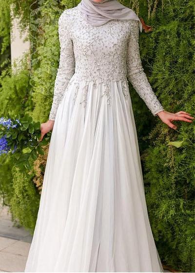 Chiffon Dress Hijab