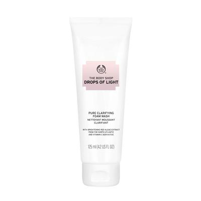 The Body Shop Drops Of Light Brigthening Cleansing Foam