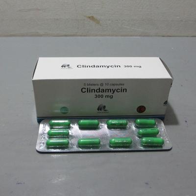 Klindamisin (Clindamycin)