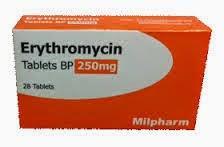 Eritromisin (Erythromycin)