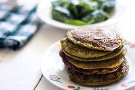 Resep Masakan: Pancake Bayam untuk Si Kecil yang Jarang Makan Sayur