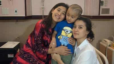 Anak Kedua Marcella Zalianty Terkena Tumor Otak Setelah 4 Tahun Pengobatan, Yuk Kenail Gejala-gejala Anak Jika Terkena