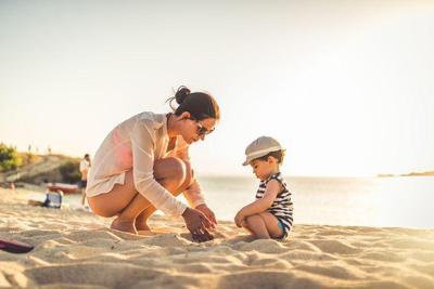 Perhatikan 4 Hal Ini Sebelum Liburan Bersama Anak