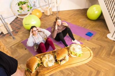Run for Your Bun: Bayar Makanan dengan Olahraga Selama 6 Menit!