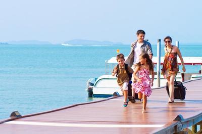 Tips Seru Traveling Bersama Anak ala Ibu Milenial