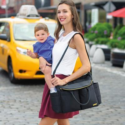 Ini 5 Rekomendasi Baby Bag Aman dan Nyaman untuk Digunakan Sehari-hari