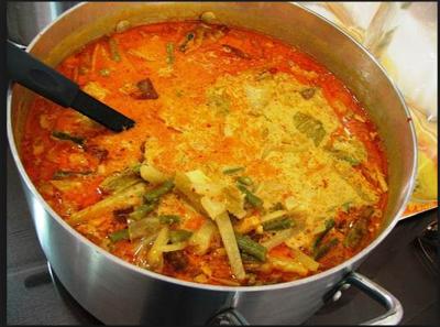 Resep Masakan: Ini Dia Lontong Sayur Jawa yang Nikmat dan Maknyus Banget!