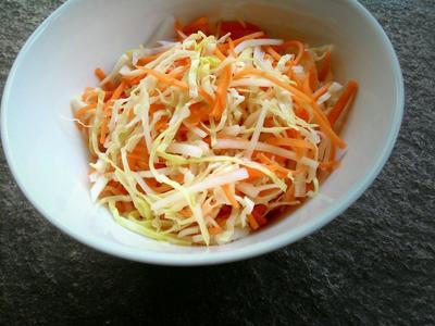 Resep Masakan: Bikin Sendiri Saja di Rumah, Salad Ala Hokben Ini Enak Banget, Lho!