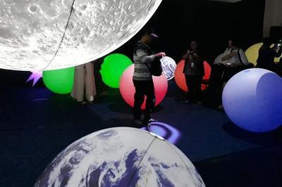 Keren! Yuk Mengenal PlayScape, Wahana Bermain Anak Berbasis Teknologi