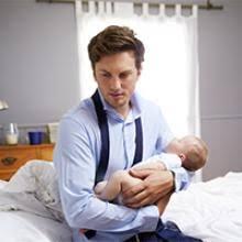Jangan Salah, Ternyata Para Ayah Bisa Mengalami Baby Blues Lho!