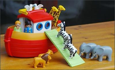 Percaya Atau Tidak, Pasar Mainan Anak Indonesia Masih Dikuasai Produk Cina