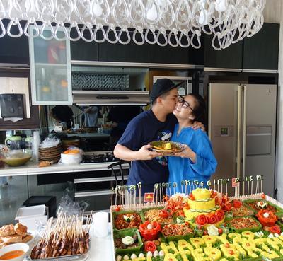 Rahasia Keluarga Romantis Chelsea Olivia dan Glenn Alinskie