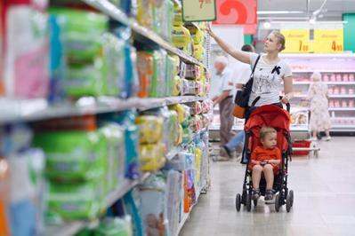 Duh, Ini Trik yang Supermarket Lakukan Agar Moms Belanja Barang Lebih Banyak