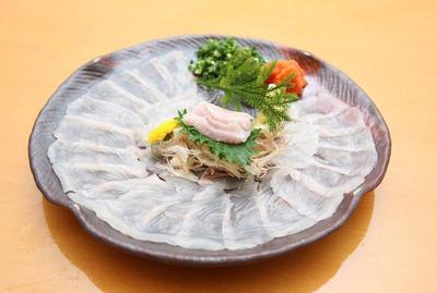 4. Ikan Buntal atau Fugu