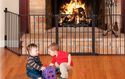 3. Baby Safety dari Rokok dan Api