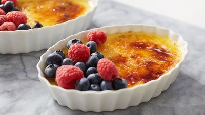 Resep Dessert: Creme Brulee, Garing di Luar Lembut di Dalam