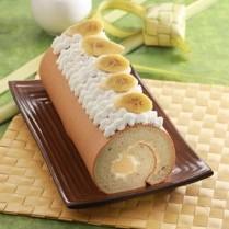 4. Banana Roll