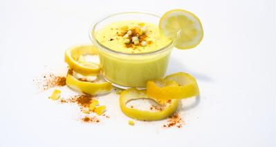 Resep: Membuat Puding Lemon Sederhana