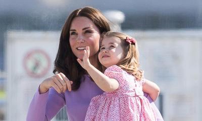 Apa Saja Aturan Kerajaan yang Harus Ditaati Putri Charlotte?