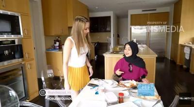 Wow! Tak Kalah Mewah, Inilah Kediaman Nia Ramadhani di Amerika Serikat!