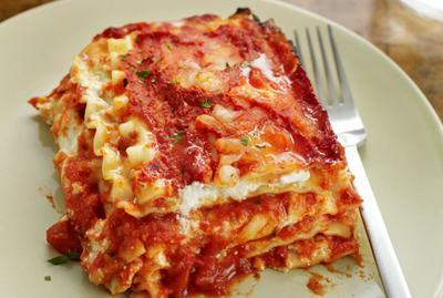 Basic Lasagna
