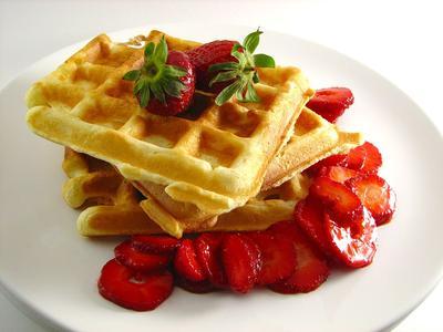 Resep: Kreasi Dessert dengan Menggunakan Waffle Iron