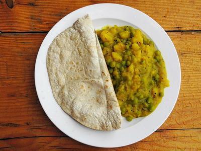 5. Chapati