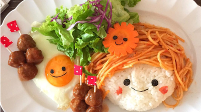 1. Anak Susah Makan Nasi
