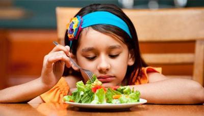 3. Anak Susah Makan Saat Sakit