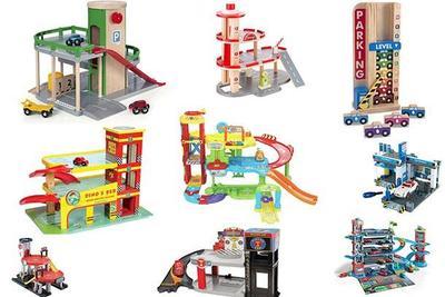 Ragam Mainan Mobil-Mobilan Tema Garasi yang Pasti Disukai Anak, Bisa Dilirik Nih Moms!