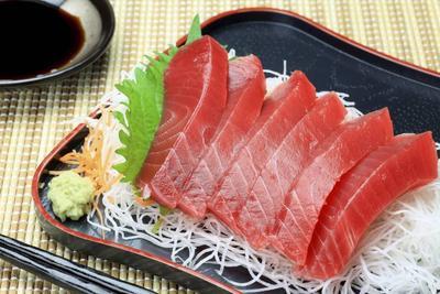 Makanan Jepang dari Ikan Mentah