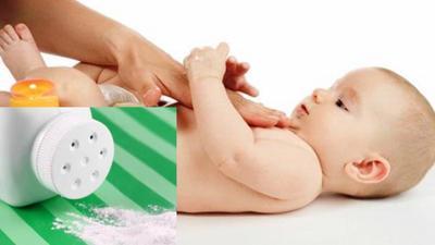 Apakah penggunaan bedak bayi benar-benar dilarang?