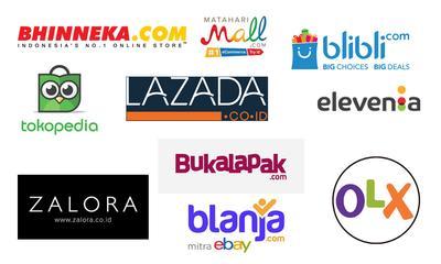 1. Toko Online Terpercaya dan Termurah di Indonesia