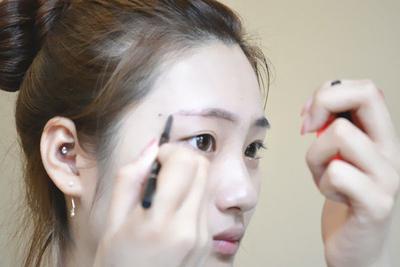 1. Makeup Natural ala Korea
