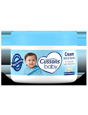 Cussons Baby Cream Mild and Gentle