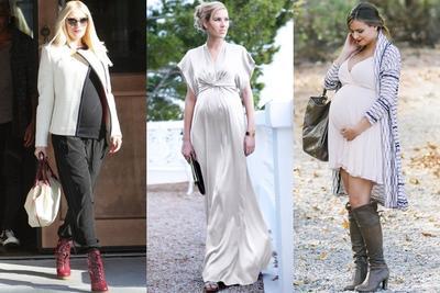 Cantik & Stylish, Begini Fashion Baju Hamil Kekinian yang Bisa Moms Dicoba!