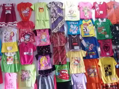 5. Baju Anak Murah Surabaya