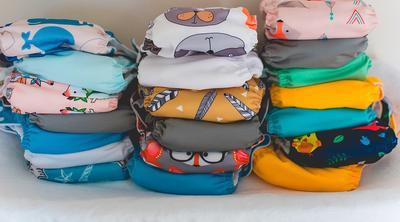 Peralatan Bayi Lucu: Cloth Diaper