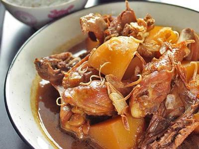 Aneka Masakan Ayam Berkuah