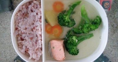 1. Makanan Ikan Mas