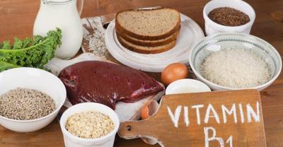 1. Manfaat Vitamin B1