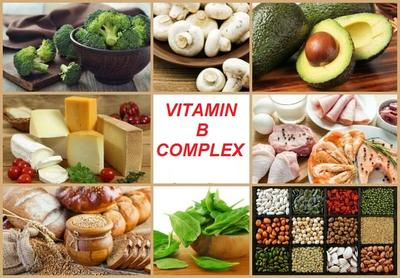 5. Manfaat Vitamin B Complex Untuk Ibu Hamil