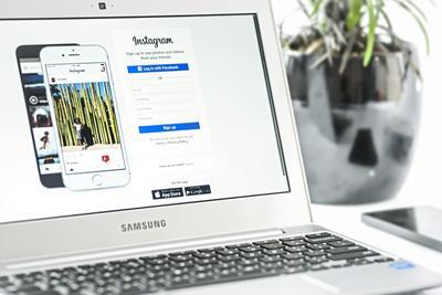 Aplikasi Instagram untuk PC