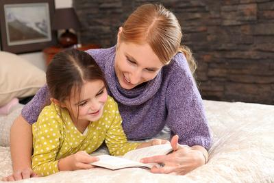 5. Cara Belajar Membaca