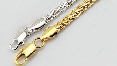 Hm, Kalung Emas Putih atau Kuning? Ketahui Dulu Trik Ini Sebelum Membeli!