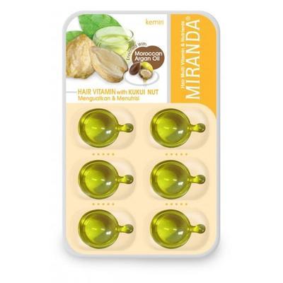4. Miranda Hair Vitamin With Kukui Nut