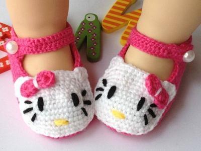 4. Sepatu Bayi Baru Lahir