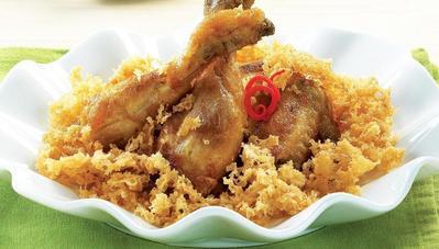 2. Resep Ayam Goreng Kremes